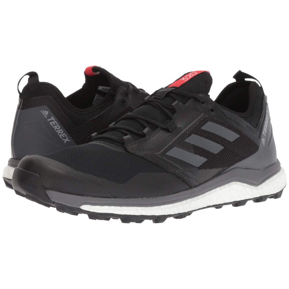 アディダス adidas Outdoor メンズ ランニング・ウォーキング シューズ・靴【Terrex Agravic XT】Black/Grey Five/Hi-Res Red
