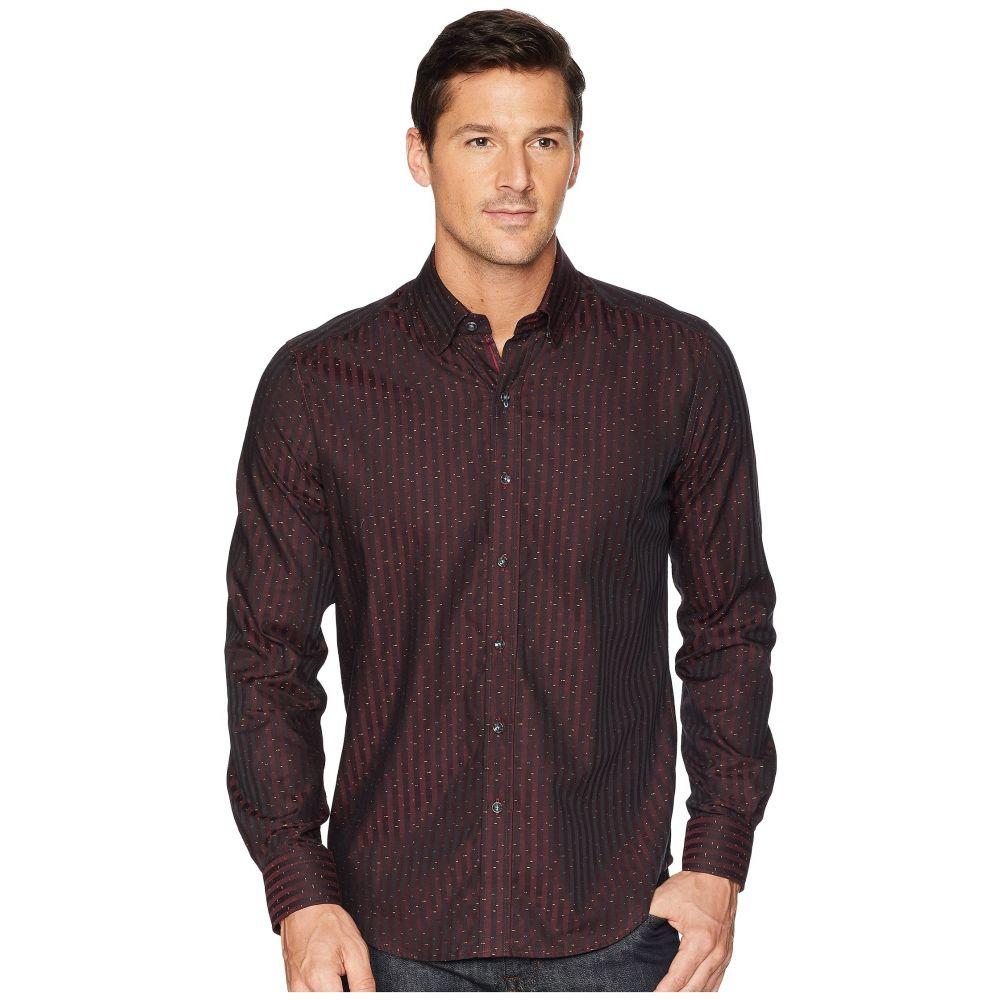 ロバートグラハム Robert Graham メンズ トップス シャツ【Modern Americana McDermott Sports Shirt】Bordeaux