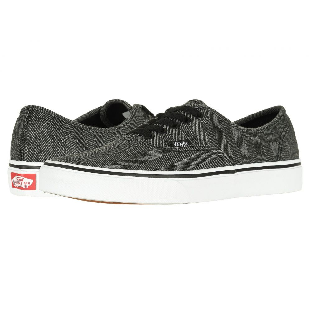 ヴァンズ Vans レディース シューズ・靴 スニーカー【Authentic(TM)】Oversized Herringbone) Black/True White