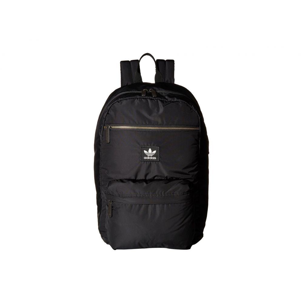 アディダス adidas Originals レディース バッグ バックパック・リュック【Originals National Plus Backpack】Black 1