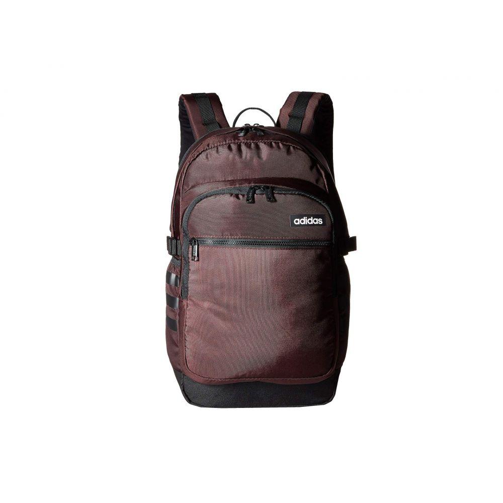 アディダス adidas レディース バッグ バックパック・リュック【Core Advantage Backpack】Night Red/Black