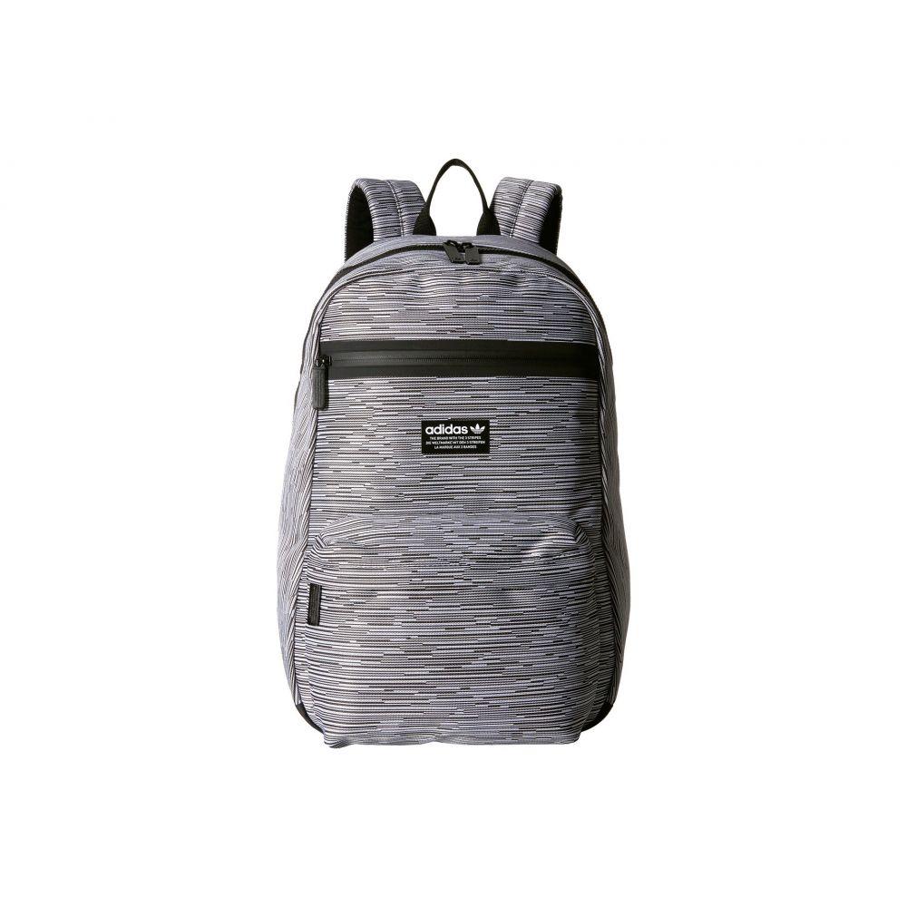 アディダス adidas Originals レディース バッグ バックパック・リュック【Originals National Primeknit Backpack】Prime Knit Rib/Black