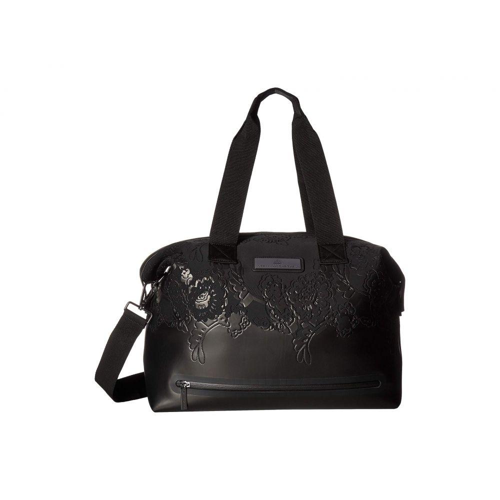 アディダス adidas by Stella McCartney レディース バッグ ボストンバッグ・ダッフルバッグ【Medium Studio Bag】Black/Black/Black