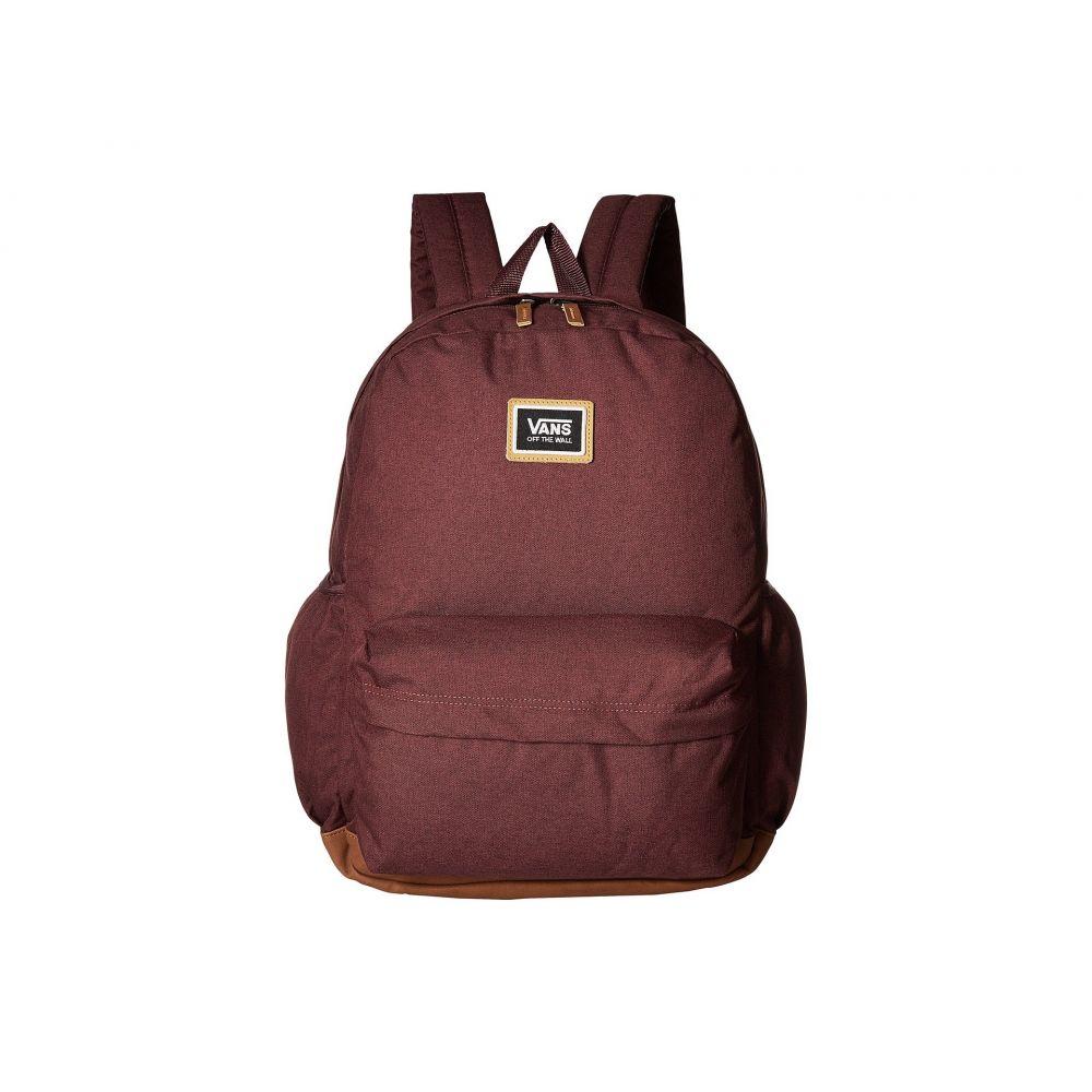 ヴァンズ Vans レディース バッグ バックパック・リュック【Realm Plus Backpack】Catawba Grape