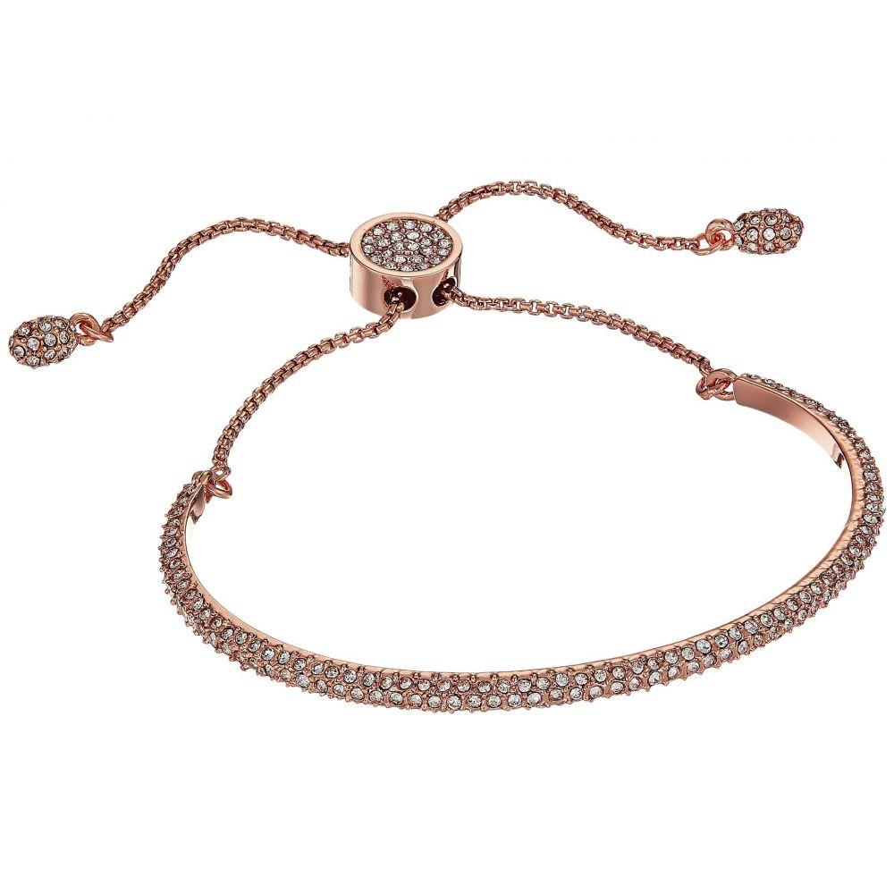 ヴィンス カムート Vince Camuto レディース ジュエリー・アクセサリー ブレスレット【Crystal Pave Adjustable Slider Bracelet】Rose Gold