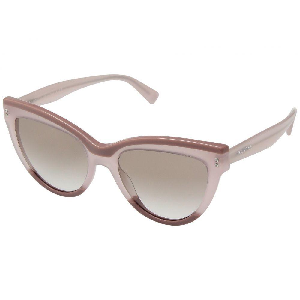 ヴァレンティノ Valentino レディース メガネ・サングラス【0VA4034】Pink/Light Brown Gradient