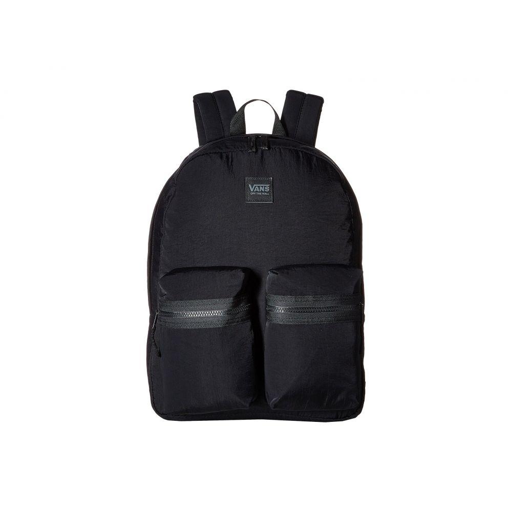 ヴァンズ Vans レディース バッグ バックパック・リュック【Double Down Backpack】Black