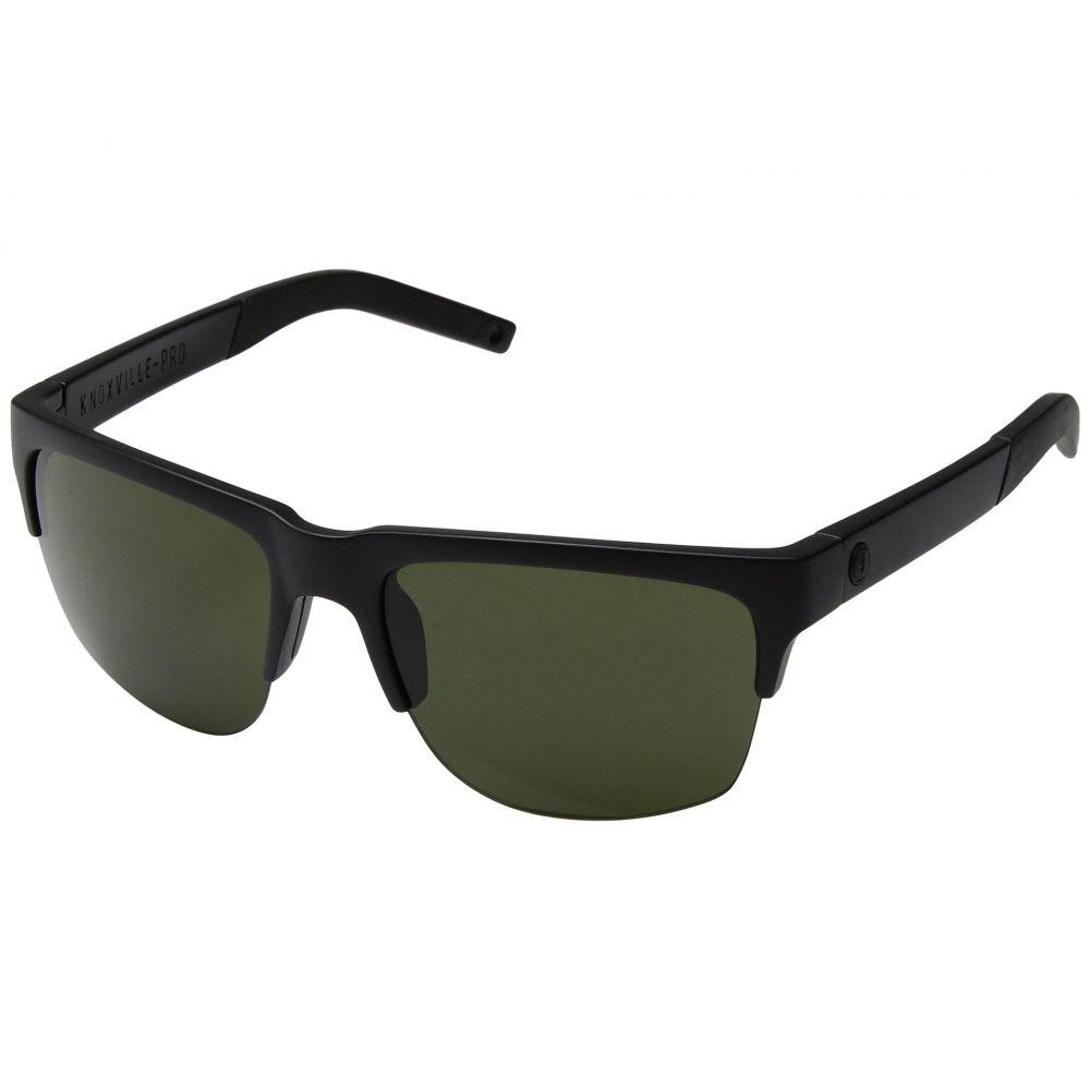 エレクトリック Electric Eyewear メンズ スポーツサングラス【Knoxville Pro】Matte Black/OHM Grey