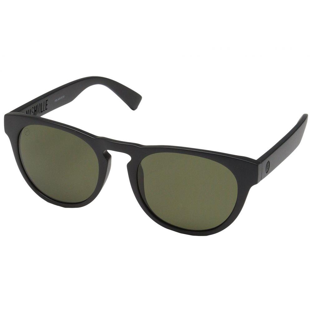エレクトリック Electric Eyewear メンズ メガネ・サングラス【Nashville Polarized】Matte Black/Ohm Polar Grey
