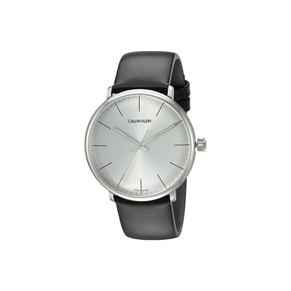 カルバンクライン Calvin Klein メンズ 腕時計【High Noon Watch - K8M211C6】Silver/Black