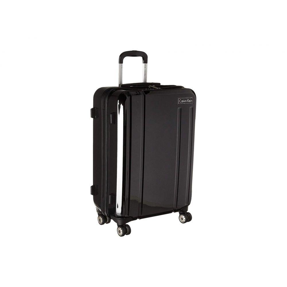 カルバンクライン Calvin Klein レディース バッグ スーツケース・キャリーバッグ【Beacon 24' Expandable Spinner】Black