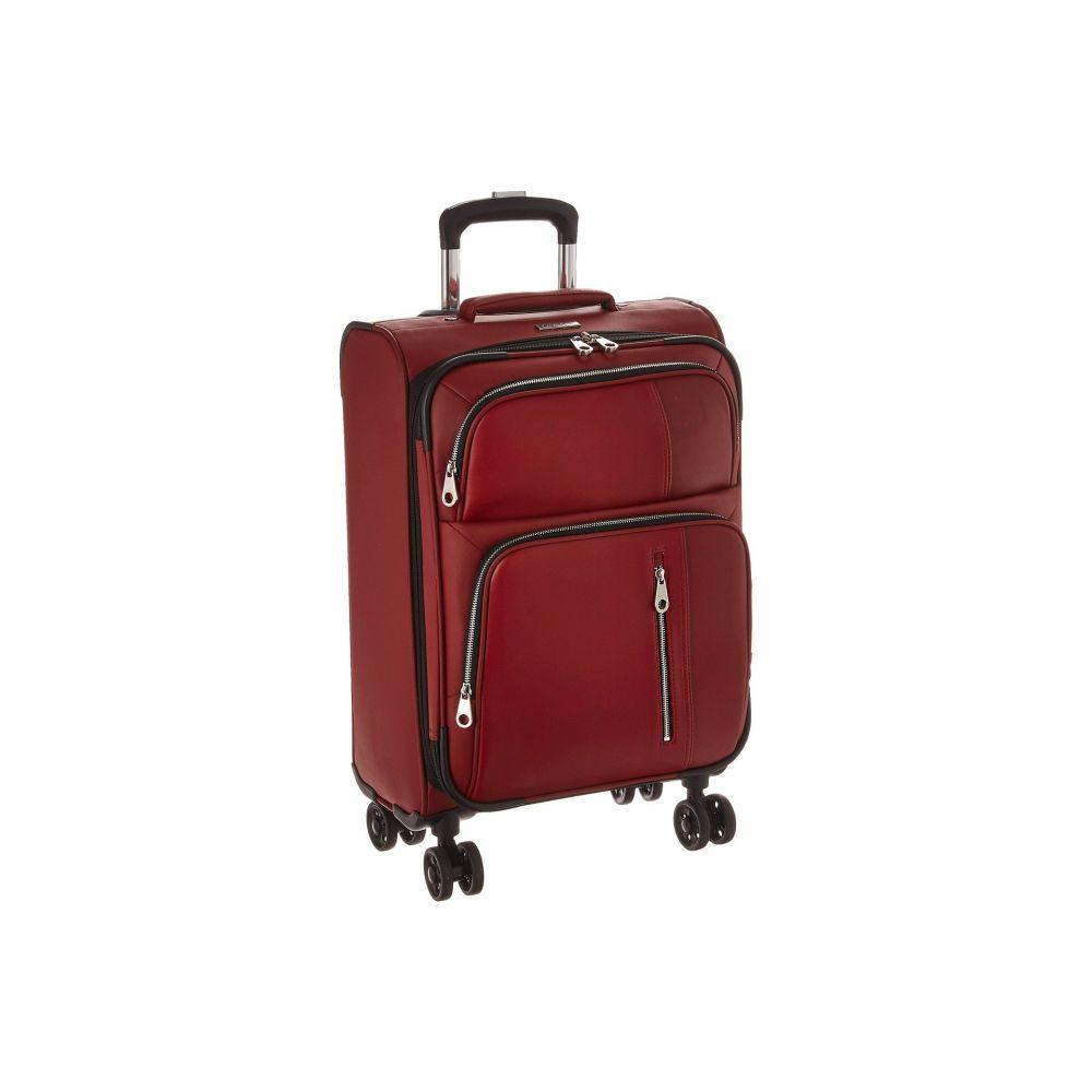 カルバンクライン Calvin Klein レディース バッグ スーツケース・キャリーバッグ【Lenox Hill 20' Expandable Spinner】Red