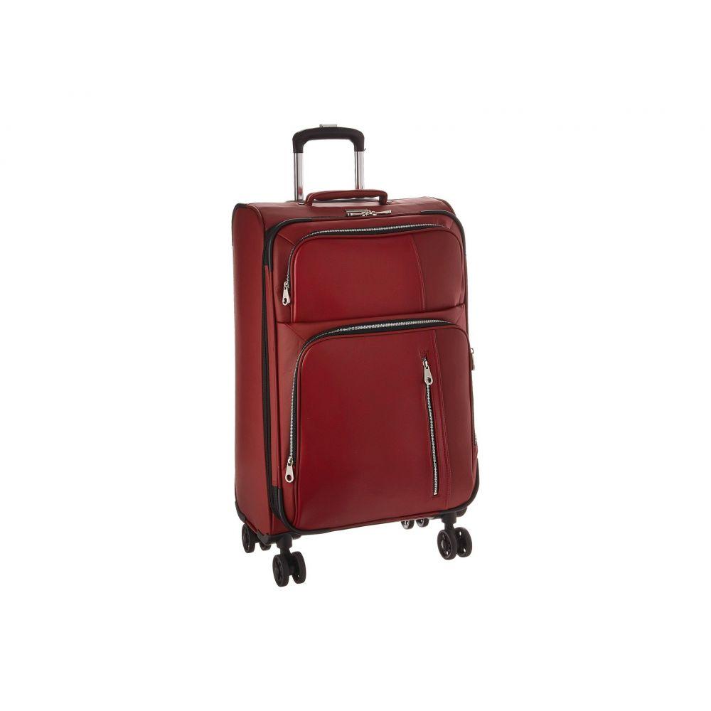 カルバンクライン Calvin Klein レディース バッグ スーツケース・キャリーバッグ【Lenox Hill 25' Expandable Spinner】Red