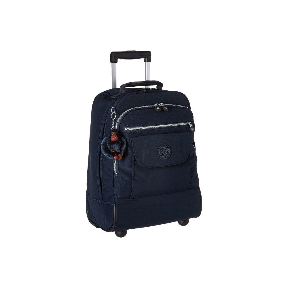 キプリング Kipling レディース バッグ スーツケース・キャリーバッグ【Sanaa Wheeled Backpack】True Blue