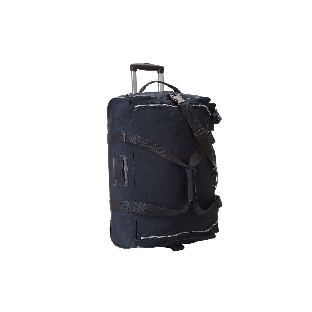 キプリング Kipling レディース バッグ スーツケース・キャリーバッグ【Discover Small Wheeled Luggage Duffle】True Blue
