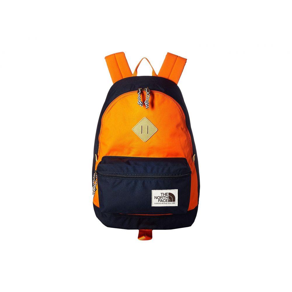 ザ ノースフェイス The North Face レディース バッグ バックパック・リュック【Berkeley Backpack】Urband Navy/Persian Orange