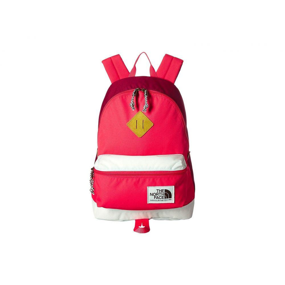 ザ ノースフェイス The North Face レディース バッグ バックパック・リュック【Mini Berkeley Backpack】Dramatic Plum/Atomic Pink