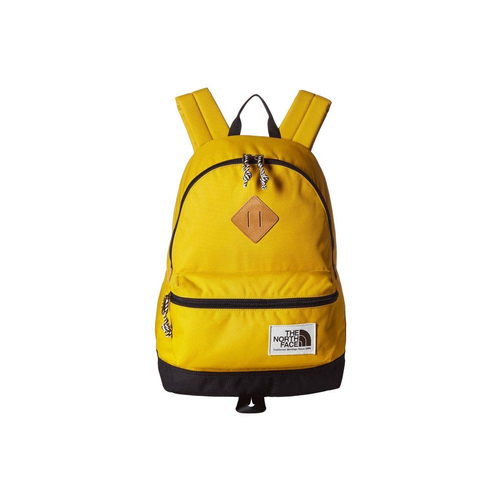 ザ ノースフェイス The North Face レディース バッグ バックパック・リュック【Mini Berkeley Backpack】Leopard Yellow/Weathered Black