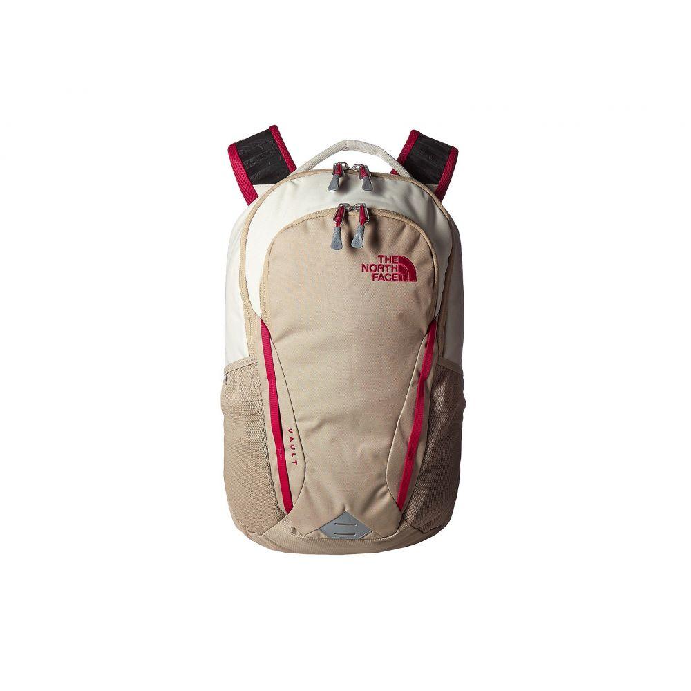 ザ ノースフェイス The North Face レディース バッグ バックパック・リュック【Vault Backpack】Peyote Beige/Dune Beige