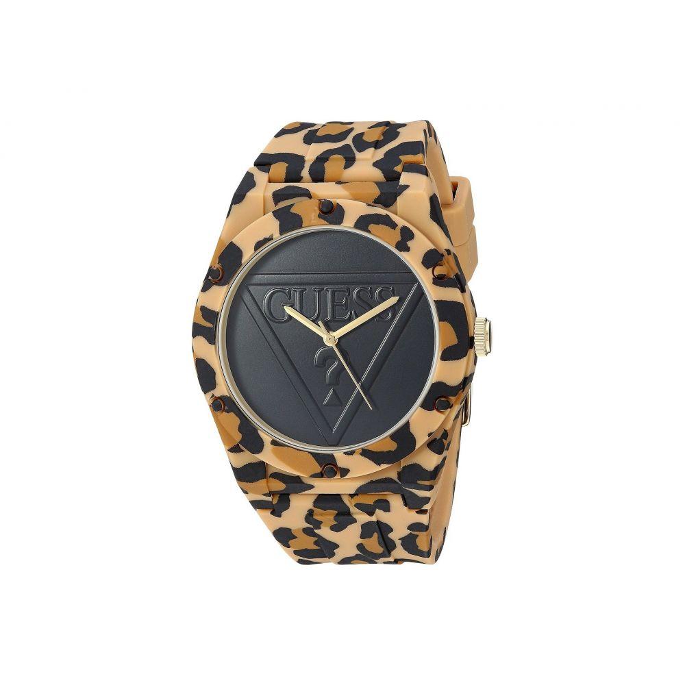 ゲス GUESS レディース 腕時計【U0979L15】Leopard Print