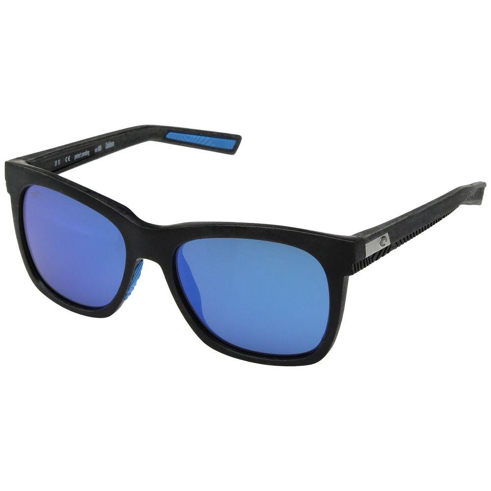 コスタ Costa レディース メガネ・サングラス【Caldera】Net Gray/Blue Rubber Blue Mirror 580G