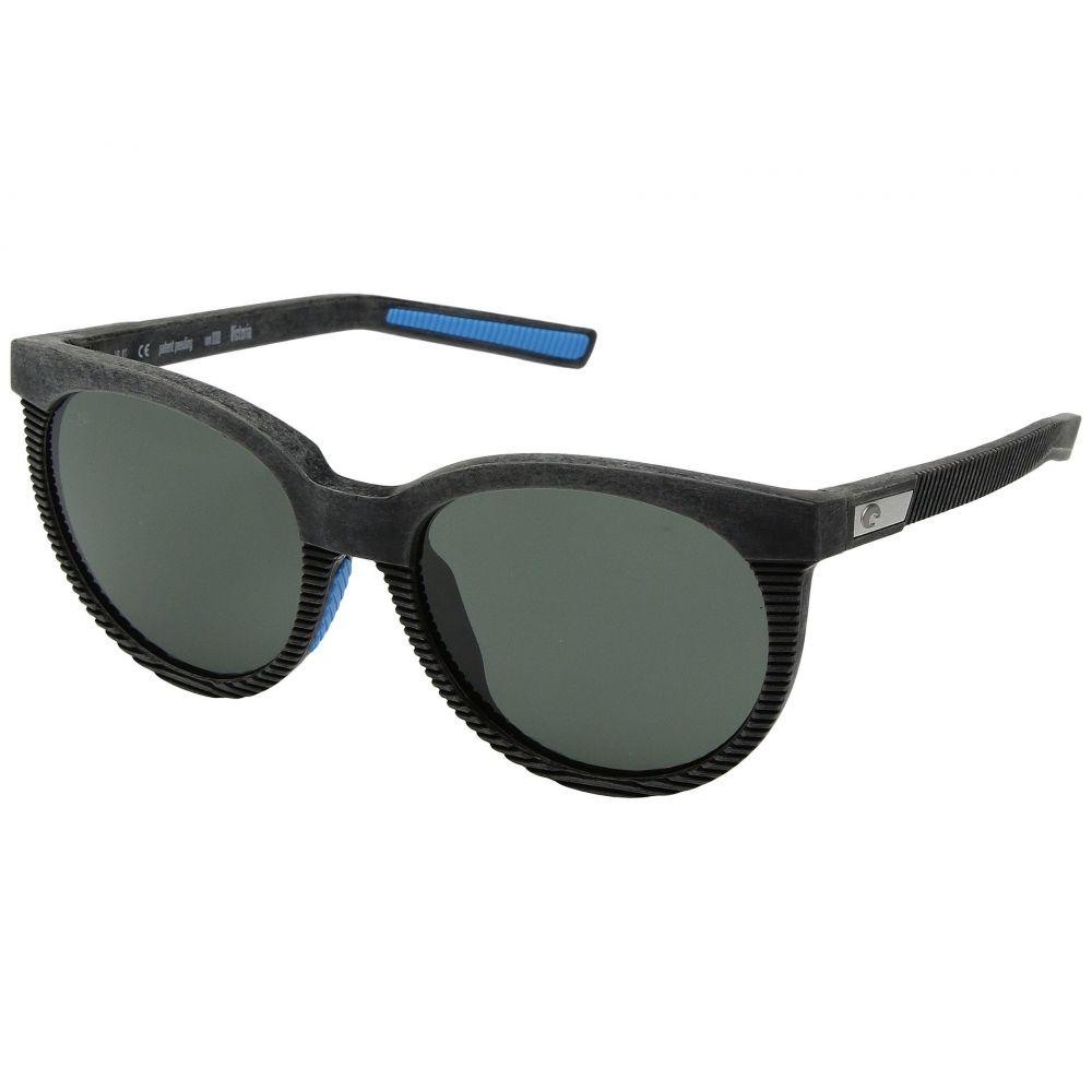 コスタ Costa レディース メガネ・サングラス【Victoria】Net Gray/Blue Rubber Gray 580G