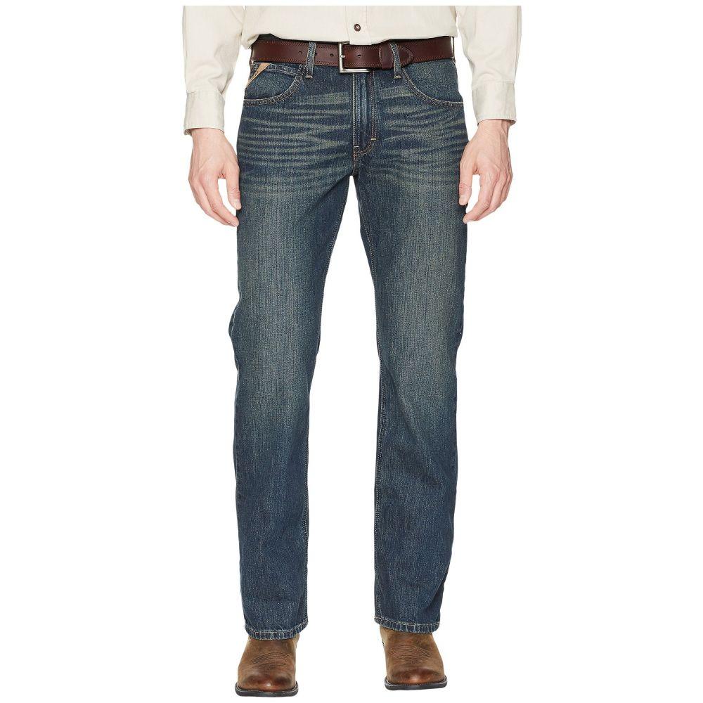 アリアト Ariat メンズ ボトムス・パンツ ジーンズ・デニム【M5 Ridgeline Slim Straight Leg Jeans】Swagger