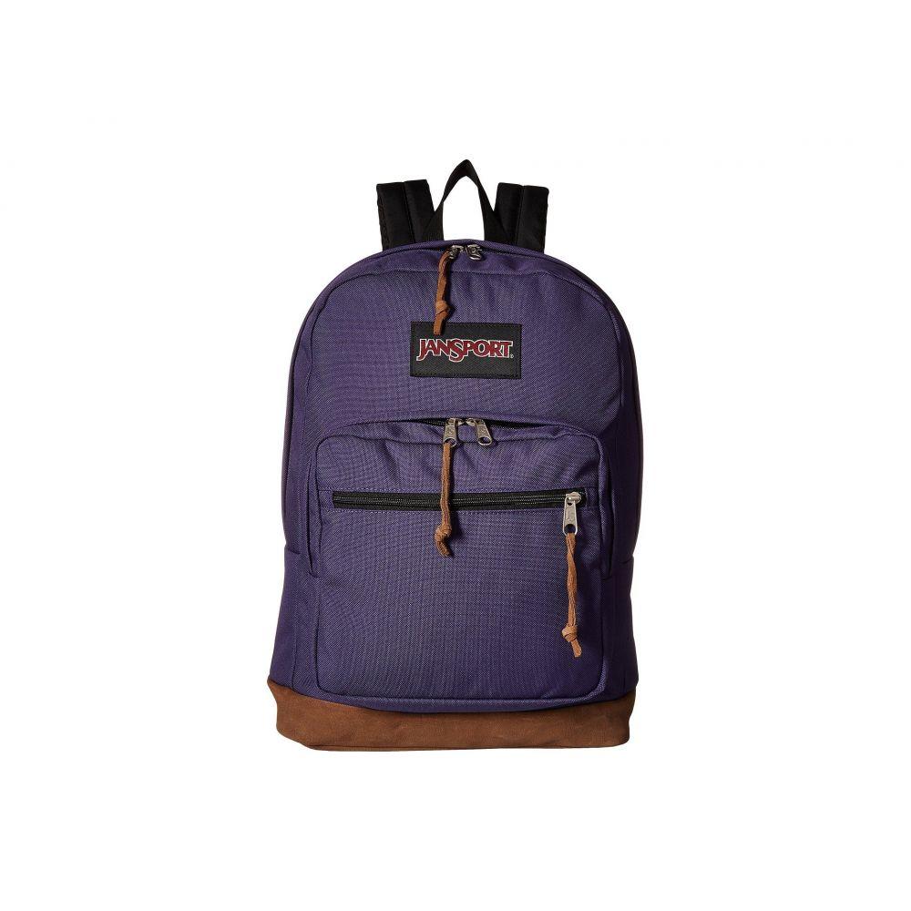 ジャンスポーツ JanSport レディース バッグ バックパック・リュック【Right Pack】Dahlia Purple