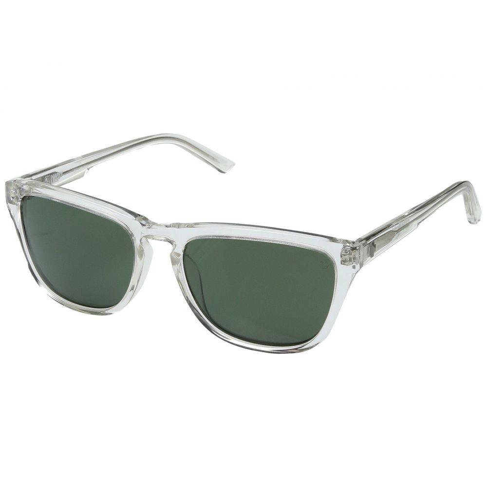 スパイ Spy Optic レディース スポーツサングラス【Hayes】Bare Crystal /Happy Gray/Green