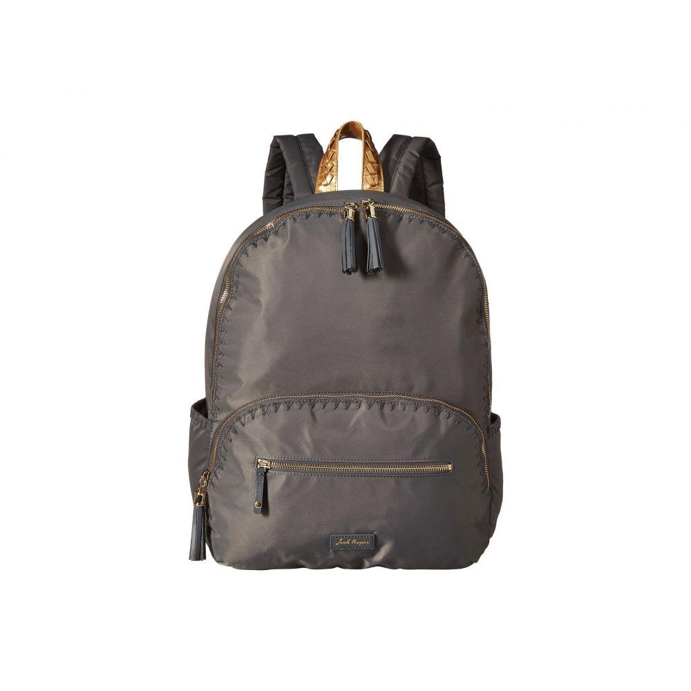 ジャックロジャース Jack Rogers レディース バッグ バックパック・リュック【Brooklyn Backpack】Charcoal