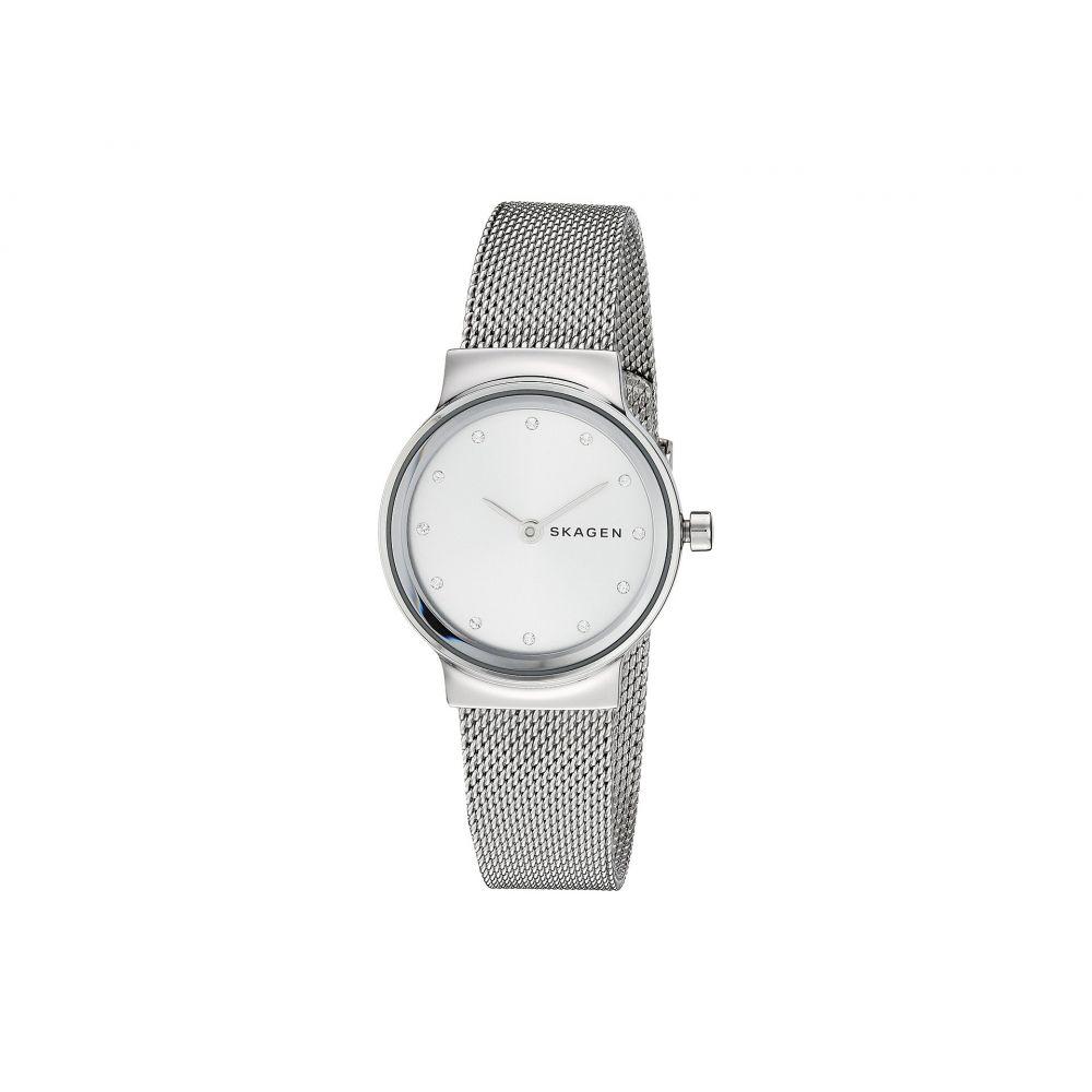 スカーゲン Skagen レディース 腕時計【Freja - SKW2715】Silver