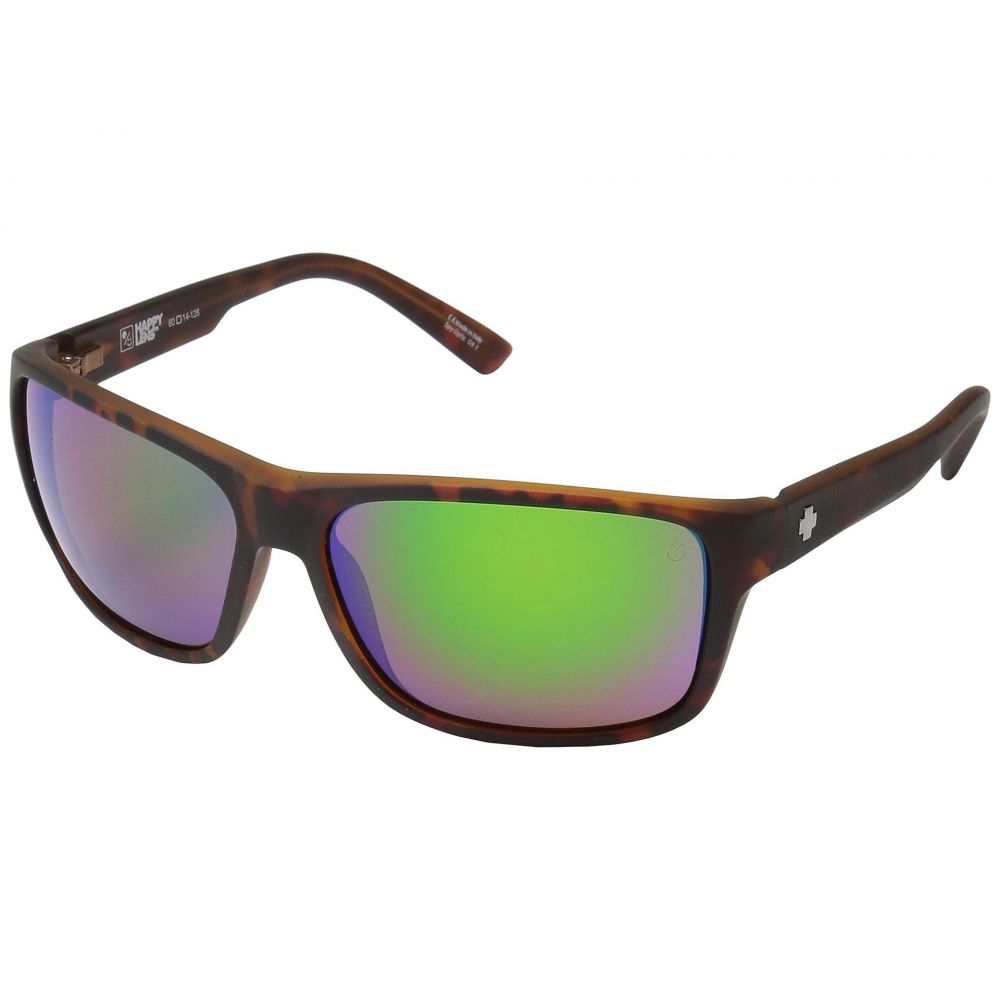 スパイ Spy Optic レディース スポーツサングラス【Arcylon】Soft Matte Dark Tort/Happy Bronze/Green Spectra