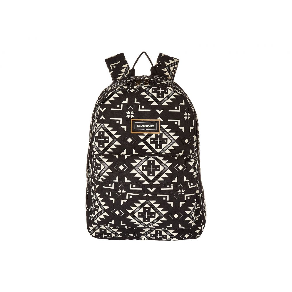 ダカイン Dakine レディース バッグ バックパック・リュック【365 Canvas Backpack 21L】Silverton Onyx Canvas