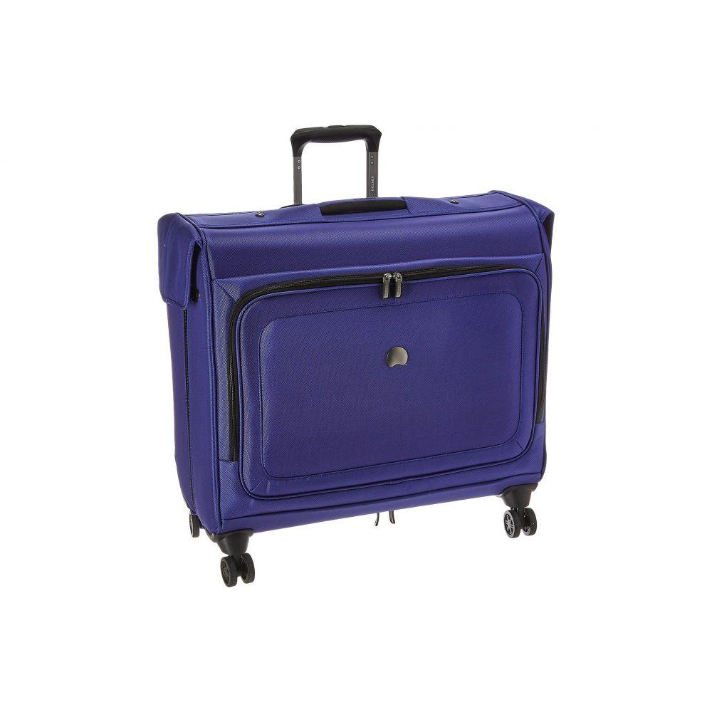 デルシー Delsey レディース バッグ スーツケース・キャリーバッグ【Cruise Lite Softside Spinner Garment Bag】Blue