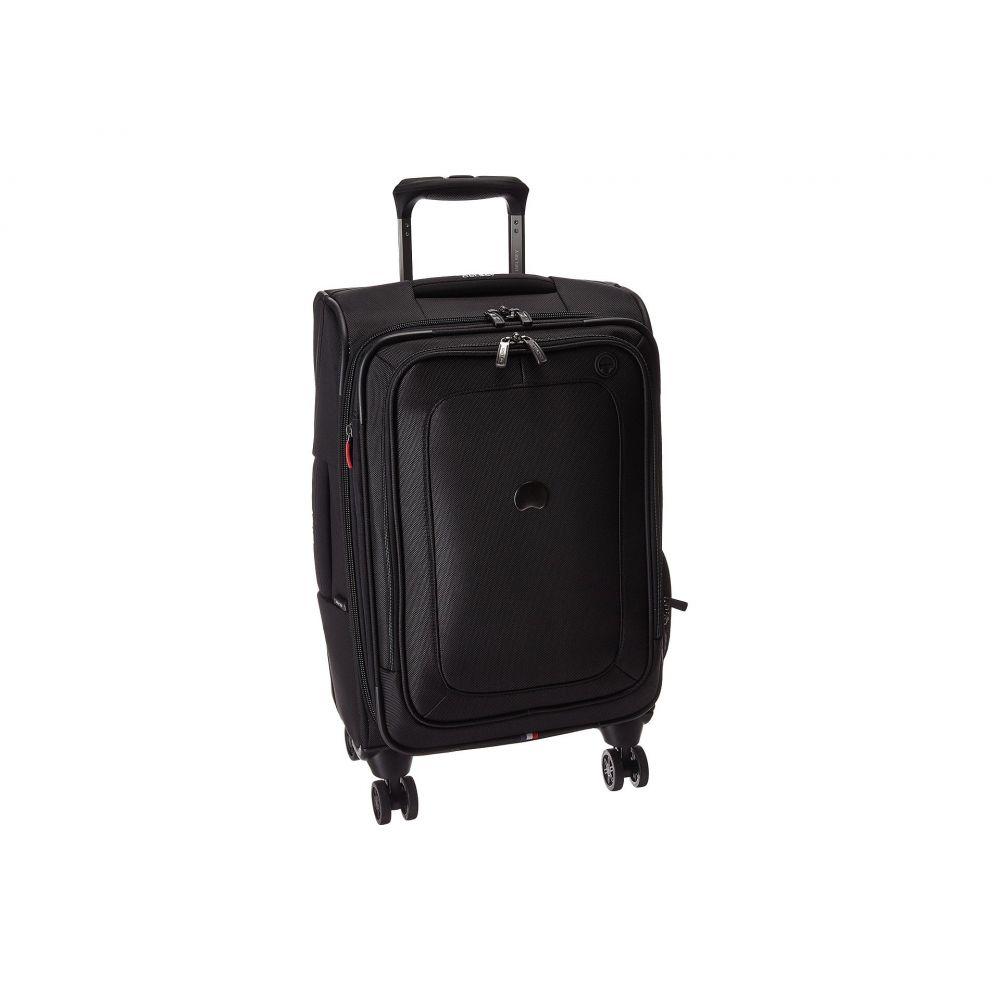 デルシー Delsey レディース バッグ スーツケース・キャリーバッグ【Cruise Lite Softside Expandable Spinner Carry-On】Black