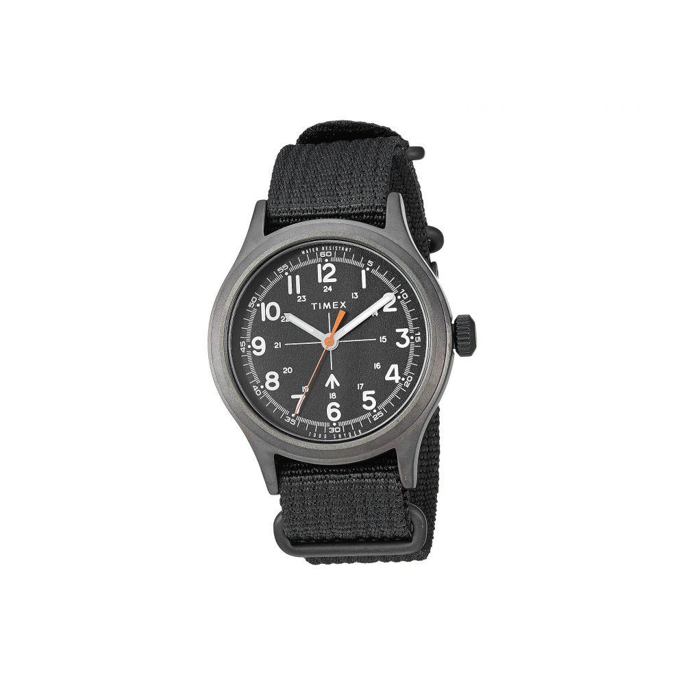 タイメックス Timex メンズ 腕時計【Todd Snyder Military 40mm】Olive/Black