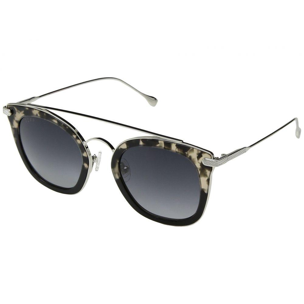 ディフアイウェア DIFF Eyewear レディース メガネ・サングラス【Zoey】Grey Fade/Grey