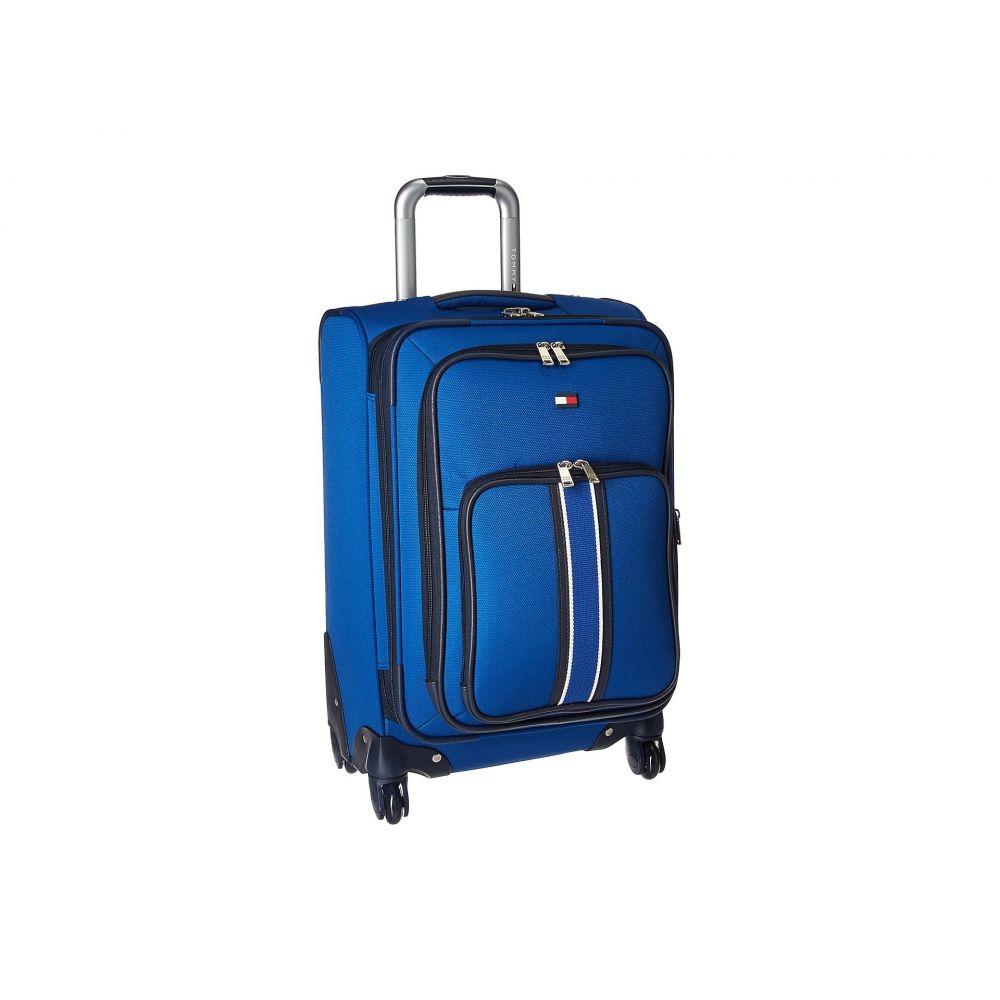 トミー ヒルフィガー Tommy Hilfiger レディース バッグ スーツケース・キャリーバッグ【Signature Solid 20' Upright Suitcase】Blue