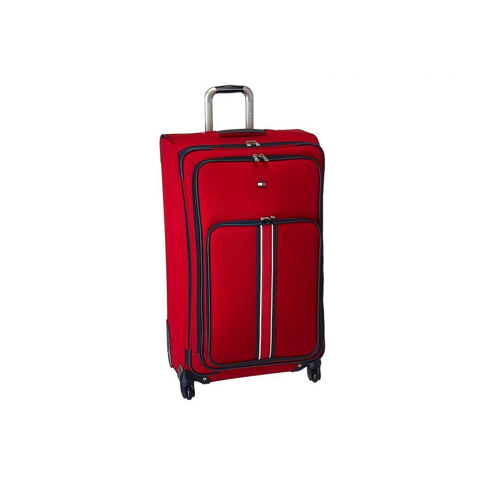トミー ヒルフィガー Tommy Hilfiger レディース バッグ スーツケース・キャリーバッグ【Signature Solid 28' Upright Suitcase】Red