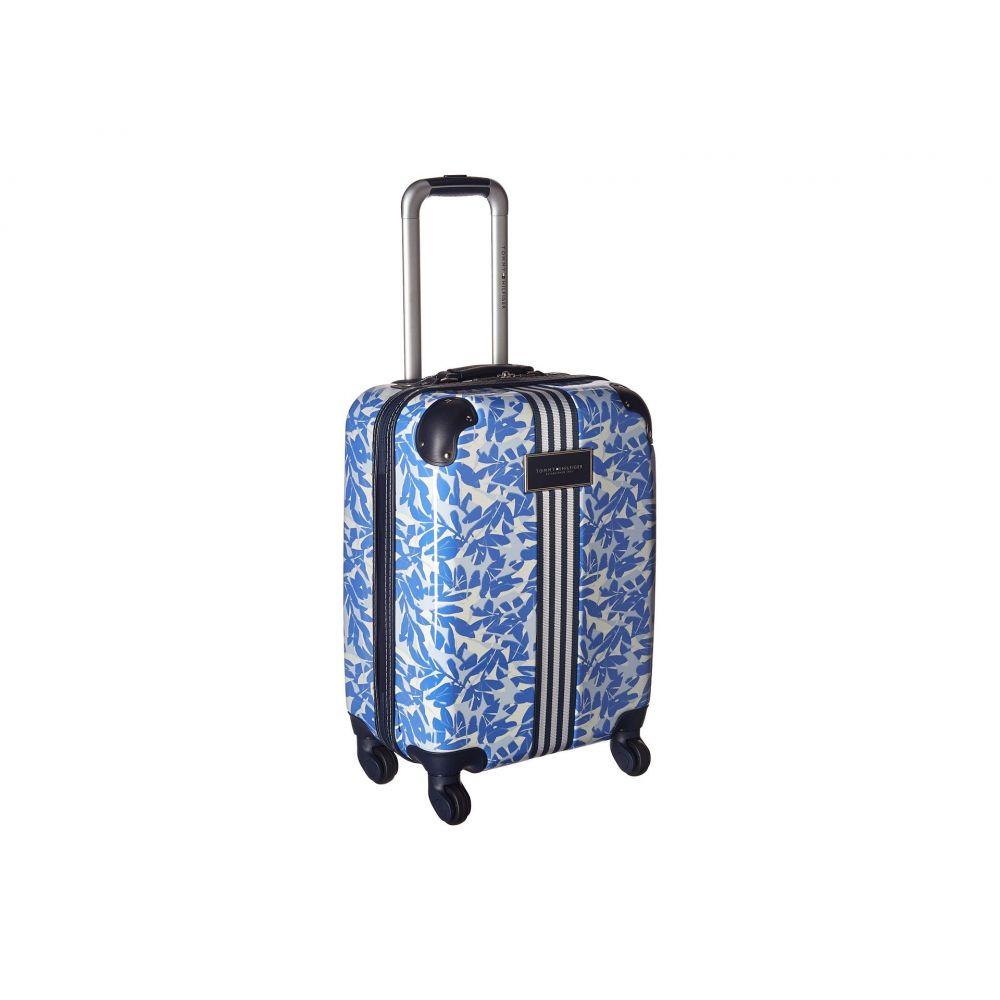 トミー ヒルフィガー Tommy Hilfiger レディース バッグ スーツケース・キャリーバッグ【TH-686 Breezy Palm 21' Upright Suitcase】White