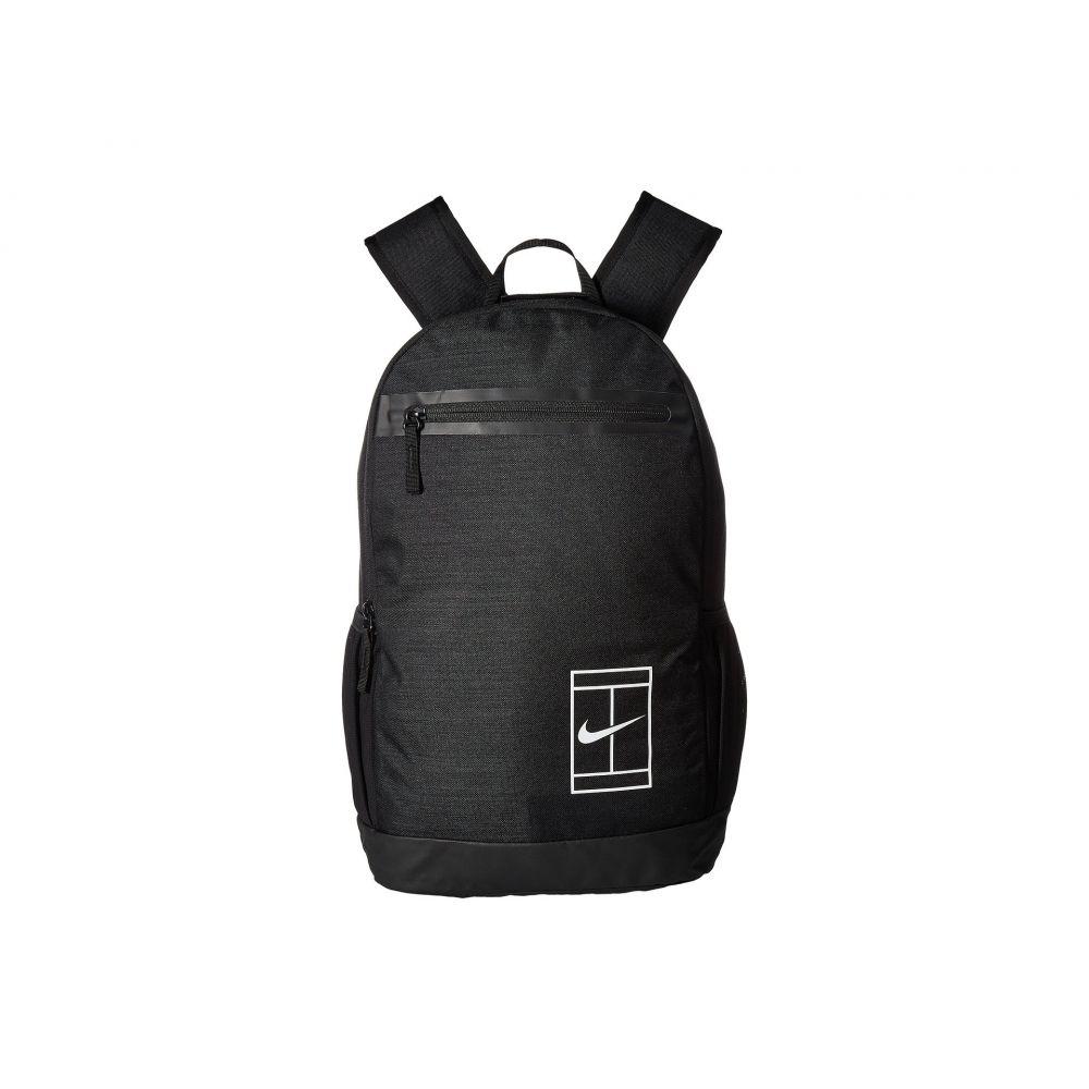 ナイキ Nike レディース バッグ バックパック・リュック【Court Tennis Backpack】Black/Black/White