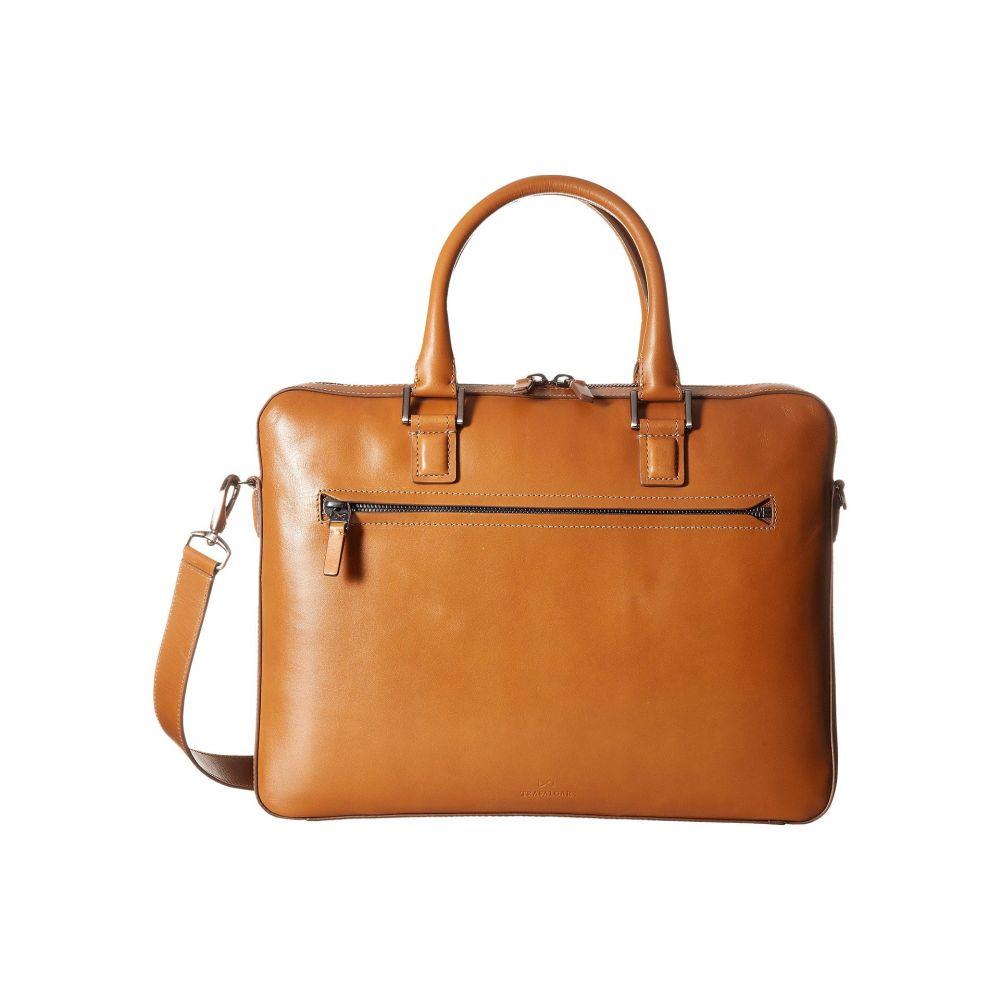 トラファルガー Trafalgar メンズ バッグ ビジネスバッグ・ブリーフケース【Coleton Briefcase】Tan