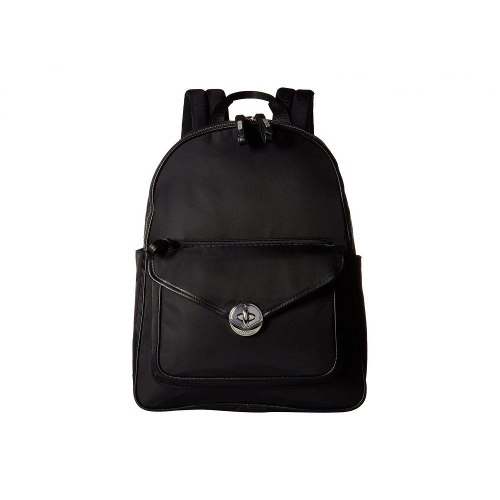 バッガリーニ Baggallini レディース バッグ パソコンバッグ【Granada Laptop Backpack】Black