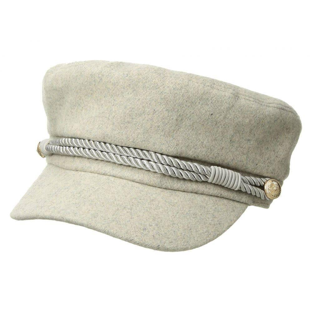 ハットアタック Hat Attack レディース 帽子【Emmy Cadet Cap w/ Interchangeable Rope Band】Oatmeal