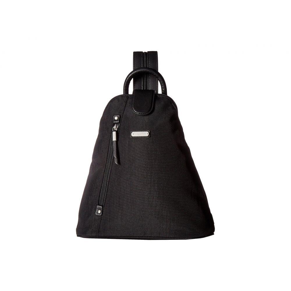 バッガリーニ Baggallini レディース バッグ バックパック・リュック【Metro Backpack with RFID Phone Wristlet】Black