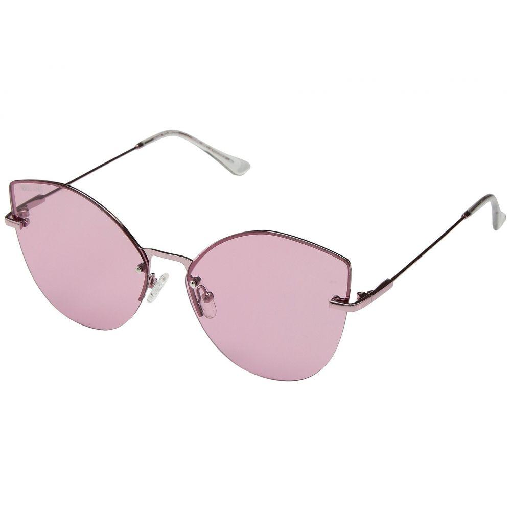パーバースサングラス THOMAS JAMES LA by PERVERSE Sunglasses レディース メガネ・サングラス【Bubblegum】Gold/Pink Lens