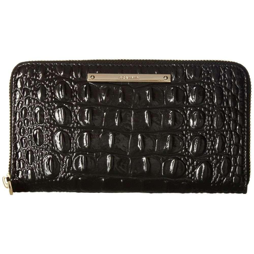 ブラーミン Brahmin レディース 財布【Melbourne Suri Wallet】Black