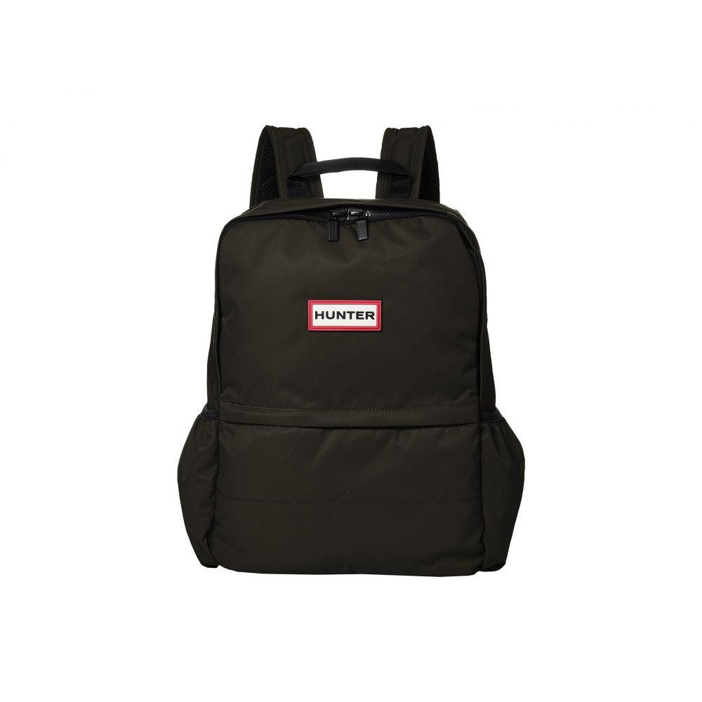 ハンター Hunter レディース バッグ バックパック・リュック【Original Nylon Backpack】Dark Olive