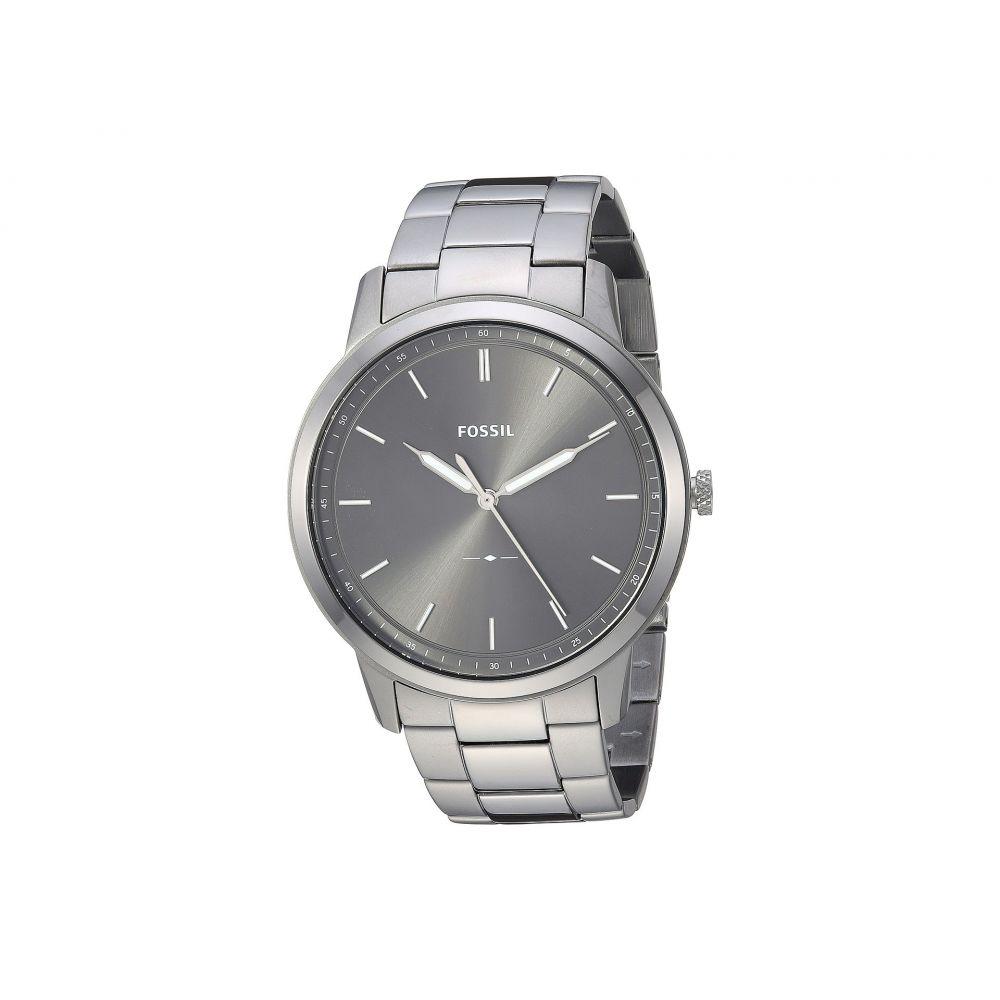フォッシル Fossil メンズ 腕時計【The Minimalist 3H - FS5459】Smoke