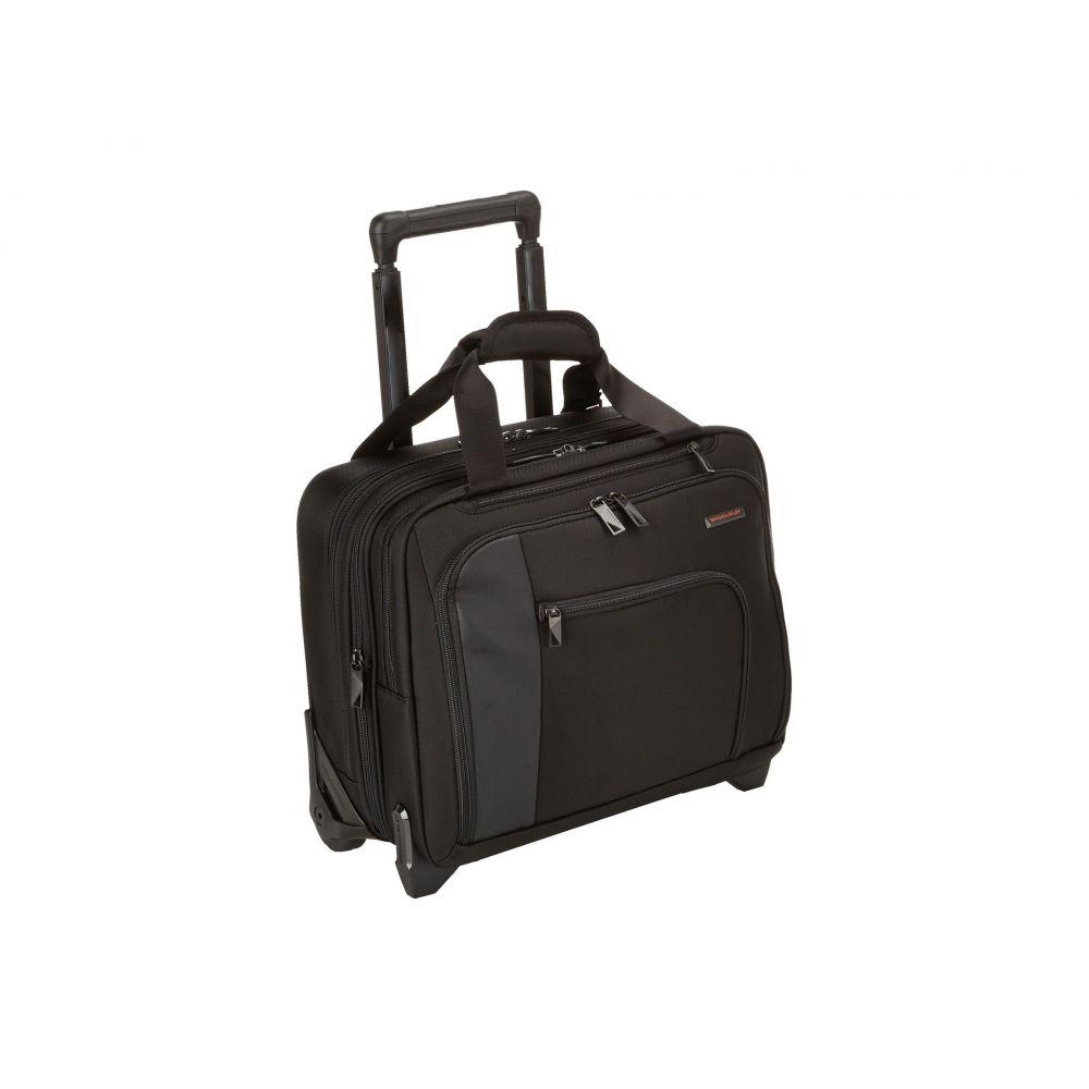 ブリッグスアンドライリー Briggs & Riley レディース バッグ スーツケース・キャリーバッグ【Verb Propel Expandable Rolling Case】Black